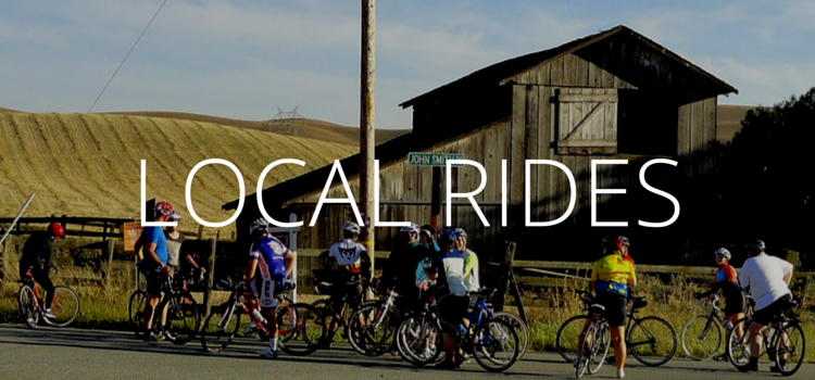 Road rides in Hollister and cycling in rural San Benito County