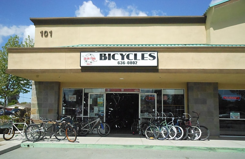Bike repair, parts and accessories in Hollister